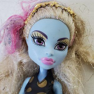 """Monster High Abbey Bominable Doll 13 Wishes 11"""""""